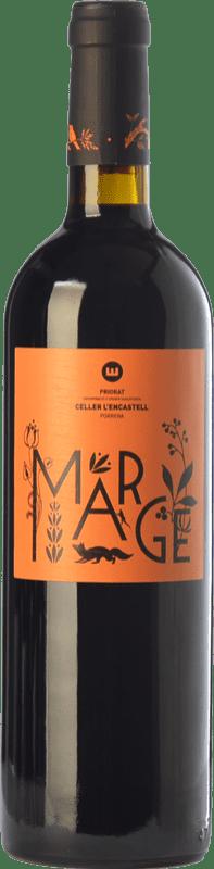 21,95 € Envío gratis | Vino tinto L'Encastell Marge Joven D.O.Ca. Priorat Cataluña España Merlot, Syrah, Garnacha, Cabernet Sauvignon, Cariñena Botella 75 cl