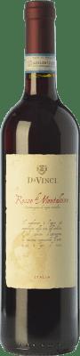 14,95 € Free Shipping   Red wine Leonardo da Vinci Da Vinci D.O.C. Rosso di Montalcino Tuscany Italy Sangiovese Bottle 75 cl