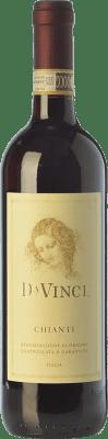 8,95 € Free Shipping   Red wine Leonardo da Vinci Da Vinci D.O.C.G. Chianti Tuscany Italy Merlot, Sangiovese Bottle 75 cl