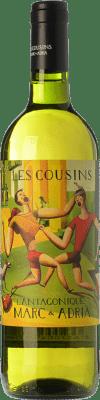 14,95 € Envío gratis | Vino blanco Les Cousins L'Antagonique Crianza D.O.Ca. Priorat Cataluña España Garnacha, Cariñena, Garnacha Blanca, Trepat, Macabeo, Escanyavella Botella 75 cl