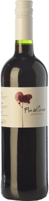 5,95 € Envío gratis | Vino tinto Leyenda del Páramo Flor del Páramo Joven D.O. León Castilla y León España Prieto Picudo Botella 75 cl