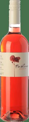 6,95 € Free Shipping | Rosé wine Leyenda del Páramo Flor del Páramo D.O. Tierra de León Castilla y León Spain Prieto Picudo Bottle 75 cl
