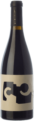 24,95 € Free Shipping | Red wine Licinia Crianza D.O. Vinos de Madrid Madrid's community Spain Tempranillo, Syrah, Cabernet Sauvignon Bottle 75 cl