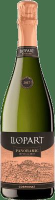 19,95 € Free Shipping | White sparkling Llopart Imperial Panoramic Brut Gran Reserva D.O. Cava Catalonia Spain Macabeo, Xarel·lo, Chardonnay, Parellada Bottle 75 cl