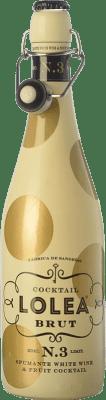8,95 € Envío gratis | Sangría Lolea Nº 3 Brut España Botella 75 cl