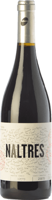 13,95 € Free Shipping | Red wine L'Olivera Naltres Joven D.O. Costers del Segre Catalonia Spain Grenache, Cabernet Sauvignon, Touriga Nacional, Trepat Bottle 75 cl