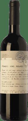 8,95 € Free Shipping | Red wine L'Olivera Primers Vins Negres Joven D.O. Costers del Segre Catalonia Spain Syrah, Grenache, Cabernet Sauvignon, Monastrell Bottle 75 cl