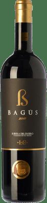 38,95 € Envío gratis | Vino tinto López Cristóbal Bagús Crianza D.O. Ribera del Duero Castilla y León España Tempranillo Botella 75 cl