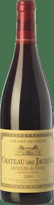 22,95 € Free Shipping | Red wine Louis Jadot Château des Jacques Champ de Coeur Crianza A.O.C. Moulin à Vent Beaujolais France Gamay Bottle 75 cl