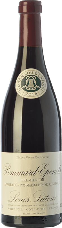 123,95 € Envío gratis   Vino tinto Louis Latour Pommard Premier Cru Les Epenots Joven A.O.C. Bourgogne Borgoña Francia Pinot Negro Botella 75 cl