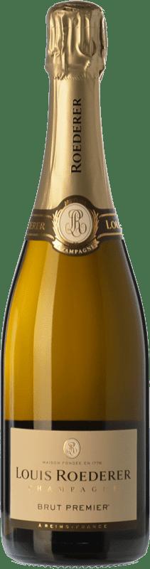 541,95 € Envoi gratuit | Blanc moussant Louis Roederer Premier Brut Gran Reserva A.O.C. Champagne Champagne France Pinot Noir, Chardonnay, Pinot Meunier Bouteille Impériale-Mathusalem 6 L