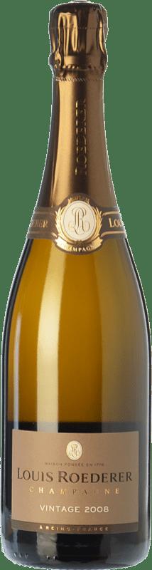 76,95 € Envoi gratuit | Blanc moussant Louis Roederer Vintage Gran Reserva 2009 A.O.C. Champagne Champagne France Pinot Noir, Chardonnay Bouteille 75 cl