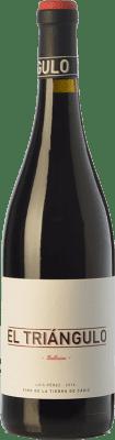 13,95 € Kostenloser Versand | Rotwein Luis Pérez El Triángulo Joven I.G.P. Vino de la Tierra de Cádiz Andalusien Spanien Tintilla de Rota Flasche 75 cl