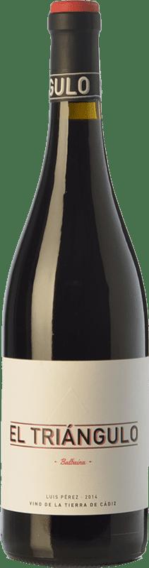 13,95 € Envío gratis   Vino tinto Luis Pérez El Triángulo Joven I.G.P. Vino de la Tierra de Cádiz Andalucía España Tintilla de Rota Botella 75 cl