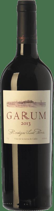 13,95 € Envoi gratuit   Vin rouge Luis Pérez Garum Crianza I.G.P. Vino de la Tierra de Cádiz Andalousie Espagne Merlot, Syrah, Petit Verdot Bouteille 75 cl