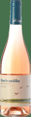 11,95 € Free Shipping | Rosé wine Luis Pérez Marismilla I.G.P. Vino de la Tierra de Cádiz Andalusia Spain Tintilla de Rota Bottle 75 cl