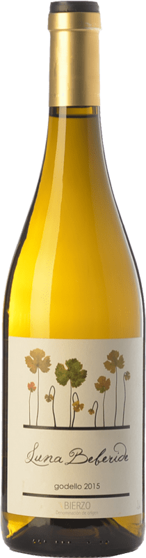 8,95 € Free Shipping | White wine Luna Beberide D.O. Bierzo Castilla y León Spain Godello Bottle 75 cl