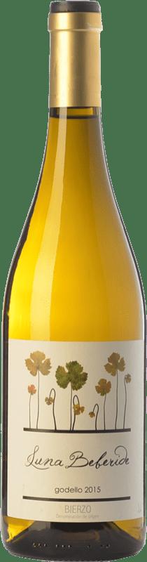9,95 € Free Shipping | White wine Luna Beberide D.O. Bierzo Castilla y León Spain Godello Bottle 75 cl