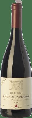 34,95 € Kostenloser Versand | Rotwein Lungarotti Rubesco Vigna Monticchio Reserva D.O.C.G. Torgiano Rosso Riserva Umbrien Italien Sangiovese, Canaiolo Flasche 75 cl