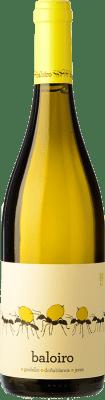 9,95 € Free Shipping | White wine Luzdivina Amigo Baloiro D.O. Bierzo Castilla y León Spain Godello, Palomino Fino, Doña Blanca Bottle 75 cl