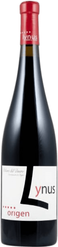 19,95 € Free Shipping | Red wine Lynus Crianza D.O. Ribera del Duero Castilla y León Spain Tempranillo Bottle 75 cl