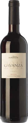 9,95 € Free Shipping | Red wine Maetierra Dominum Gavanza Crianza D.O.Ca. Rioja The Rioja Spain Tempranillo, Grenache, Graciano Bottle 75 cl