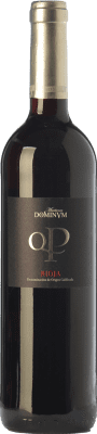 15,95 € Free Shipping | Red wine Maetierra Dominum Quatro Pagos Reserva D.O.Ca. Rioja The Rioja Spain Tempranillo, Grenache, Graciano Bottle 75 cl
