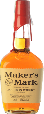 27,95 € Free Shipping   Bourbon Maker's Mark Original Kentucky United States Bottle 75 cl