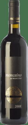 12,95 € Free Shipping | Red wine Mancuso Moncaíno Joven I.G.P. Vino de la Tierra de Valdejalón Aragon Spain Grenache Bottle 75 cl