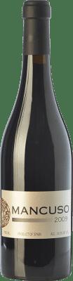 36,95 € Free Shipping | Red wine Mancuso Crianza I.G.P. Vino de la Tierra de Valdejalón Aragon Spain Grenache Bottle 75 cl