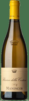 17,95 € Kostenloser Versand | Weißwein Manincor Rèserve della Contessa D.O.C. Alto Adige Trentino-Südtirol Italien Chardonnay, Sauvignon Weiß, Weißburgunder Flasche 75 cl