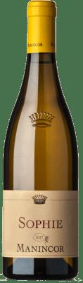 29,95 € Kostenloser Versand | Weißwein Manincor Sophie D.O.C. Alto Adige Trentino-Südtirol Italien Viognier, Chardonnay, Sauvignon Flasche 75 cl