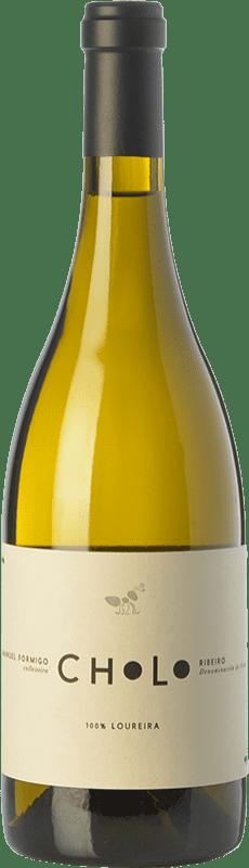 19,95 € Envoi gratuit   Vin blanc Formigo Cholo D.O. Ribeiro Galice Espagne Loureiro Bouteille 75 cl