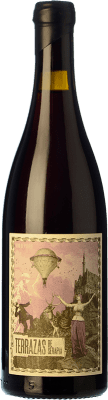 11,95 € Envoi gratuit | Vin rouge Máquina & Tabla Terrazas de Serapia Crianza I.G.P. Vino de la Tierra de Castilla y León Castille et Leon Espagne Grenache Bouteille 75 cl