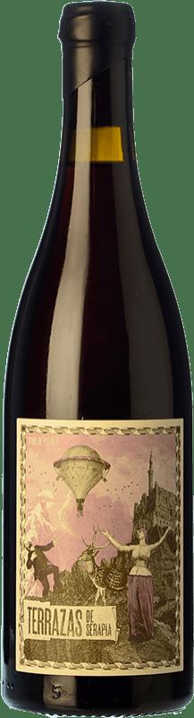 11,95 € Free Shipping | Red wine Máquina & Tabla Terrazas de Serapia Crianza I.G.P. Vino de la Tierra de Castilla y León Castilla y León Spain Grenache Bottle 75 cl