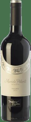 17,95 € Envoi gratuit   Vin rouge Pelleriti Reserve Reserva I.G. Valle de Uco Uco Valley Argentine Malbec Bouteille 75 cl