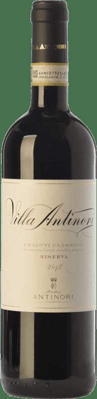 55,95 € Free Shipping   Red wine Marchesi Antinori Villa Antinori Riserva Reserva D.O.C.G. Chianti Classico Tuscany Italy Merlot, Cabernet Sauvignon, Sangiovese Magnum Bottle 1,5 L