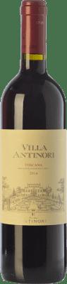 16,95 € Free Shipping   Red wine Marchesi Antinori Villa Antinori Rosso I.G.T. Toscana Tuscany Italy Merlot, Syrah, Cabernet Sauvignon, Sangiovese Bottle 75 cl