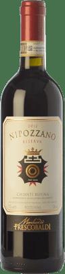 19,95 € Free Shipping | Red wine Marchesi de' Frescobaldi Castello Nipozzano Rufina Riserva Reserva D.O.C.G. Chianti Tuscany Italy Merlot, Cabernet Sauvignon, Sangiovese, Malvasia Black, Colorino Bottle 75 cl