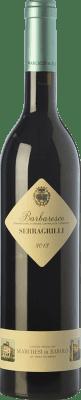 43,95 € Free Shipping | Red wine Marchesi di Barolo Serragrilli D.O.C.G. Barbaresco Piemonte Italy Nebbiolo Bottle 75 cl