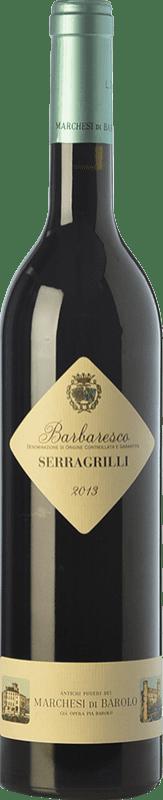 34,95 € Free Shipping   Red wine Marchesi di Barolo Serragrilli D.O.C.G. Barbaresco Piemonte Italy Nebbiolo Bottle 75 cl