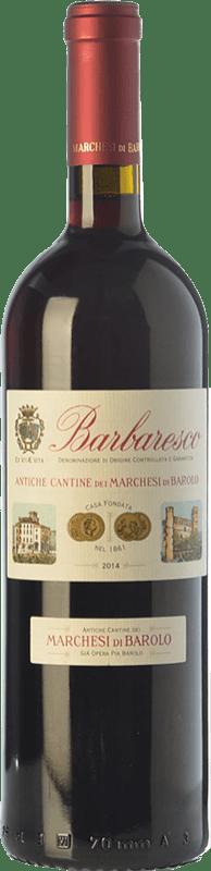22,95 € Free Shipping   Red wine Marchesi di Barolo Tradizione D.O.C.G. Barbaresco Piemonte Italy Nebbiolo Bottle 75 cl