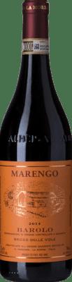 45,95 € Envoi gratuit | Vin rouge Marengo Bricco delle Viole D.O.C.G. Barolo Piémont Italie Nebbiolo Bouteille 75 cl
