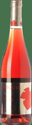 9,95 € Spedizione Gratuita | Vino rosato Margón Pricum D.O. Tierra de León Castilla y León Spagna Prieto Picudo Bottiglia 75 cl