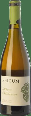 26,95 € Envoi gratuit | Vin blanc Margón Pricum Valdemuz Crianza D.O. Tierra de León Castille et Leon Espagne Albarín Bouteille 75 cl