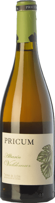 32,95 € Free Shipping | White wine Margón Pricum Valdemuz Crianza 2009 D.O. Tierra de León Castilla y León Spain Albarín Bottle 75 cl