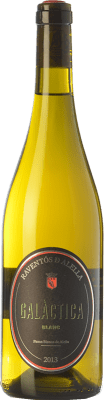 14,95 € Free Shipping | White wine Marqués de Alella Galàctica D.O. Alella Catalonia Spain Pensal White Bottle 75 cl | Thousands of wine lovers trust us to get the best price guarantee, free shipping always and hassle-free shopping and returns.