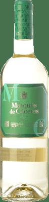 4,95 € Envoi gratuit | Vin blanc Marqués de Cáceres Joven D.O.Ca. Rioja La Rioja Espagne Viura Bouteille 75 cl