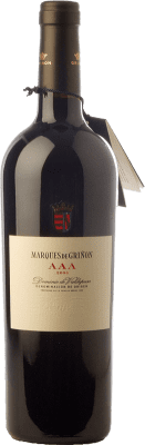 149,95 € Kostenloser Versand | Rotwein Marqués de Griñón AAA Reserva 2008 D.O.P. Vino de Pago Dominio de Valdepusa Kastilien-La Mancha Spanien Graciano Flasche 75 cl