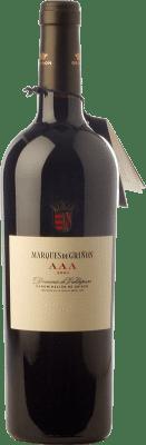 156,95 € Envio grátis | Vinho tinto Marqués de Griñón AAA Reserva 2008 D.O.P. Vino de Pago Dominio de Valdepusa Castela-Mancha Espanha Graciano Garrafa 75 cl